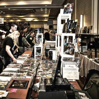 Exhibitor Tables