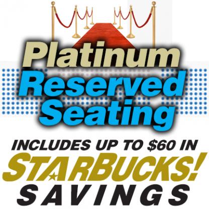 platinum ticket icon